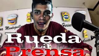 CRV - Parodia - Rueda de Prensa -  Ruben El Profe