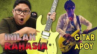 KUPAS RAHASIA SUARA GITAR APOY WALI!!! MP3