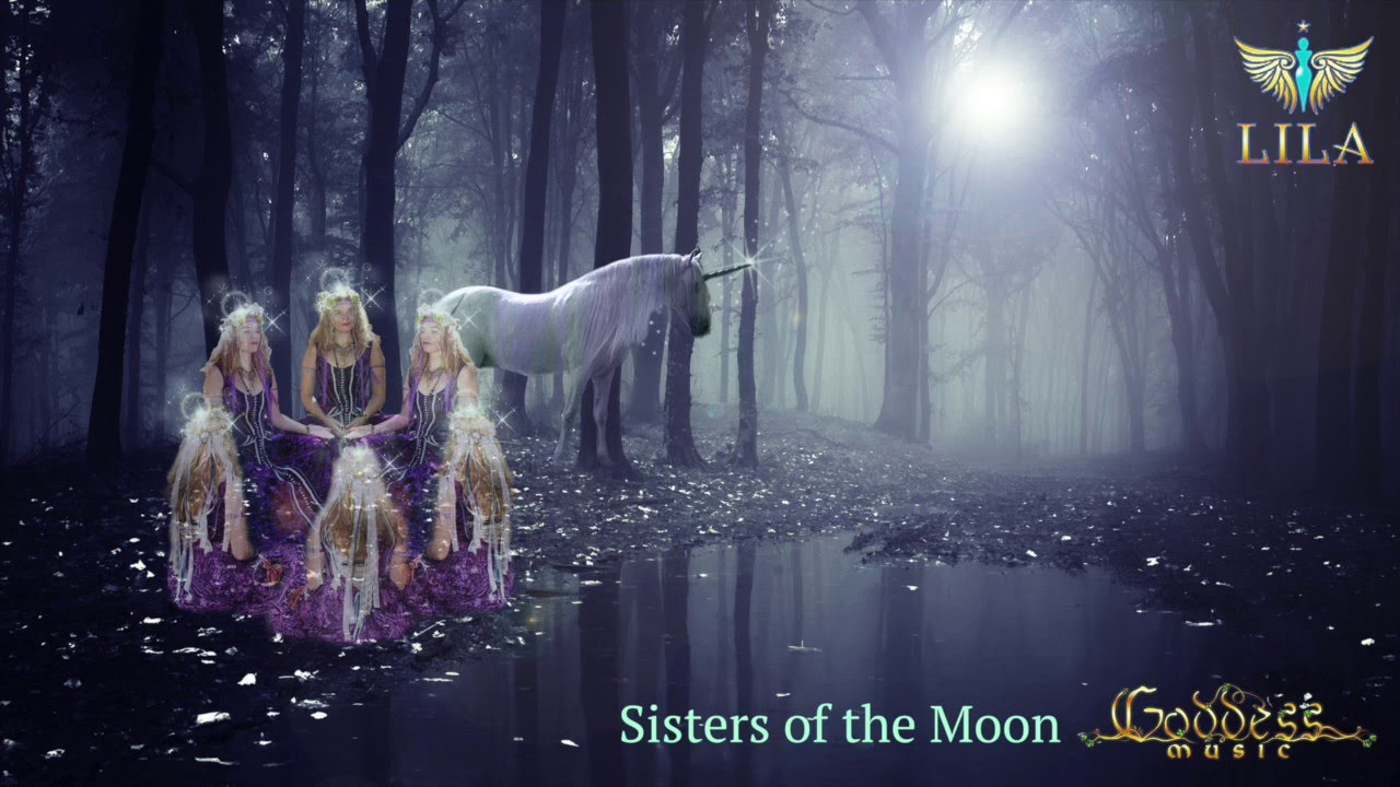 Sisters Of The Moon Sacred Dance And Chant By Lila Lily Youtube