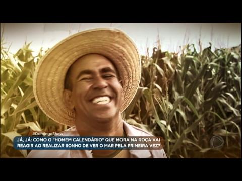 Agricultor conhecido como Homem Calendário é capaz de dizer datas de todos os anos
