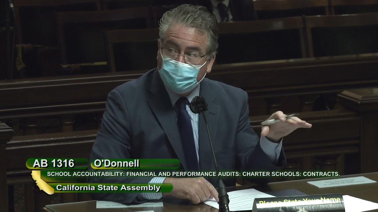 AB 1316- Assembly Education Committee Recap
