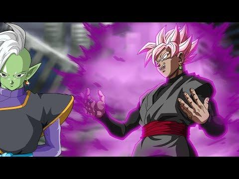 HIM AGAIN?! LR Goku Black & Zamasu Summons   Dragon Ball Z Dokkan Battle