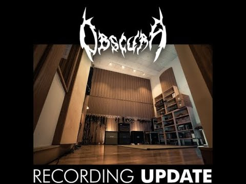 Obscura give update on new 2021 album, recording underway ..