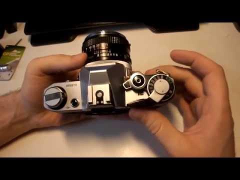 Обзор Canon AE-1