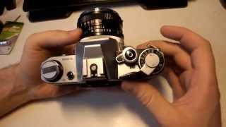 Огляд Canon AE-1
