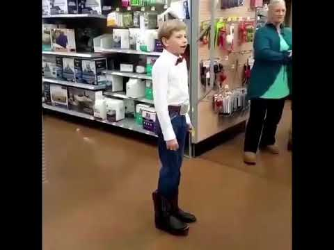 country boy singing