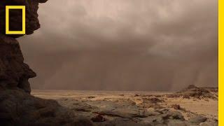 Mega Dust Storms | MARS