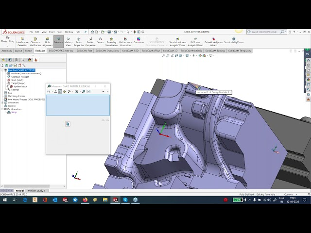What's New SolidCAM 2020 - Simultaneous 5 Axis - Part 3