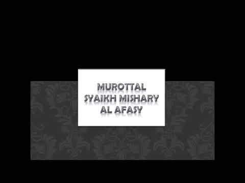 murottal-al-qur'an-termerdu-syaikh-mishary-al-afasy-juz-1-juz-30