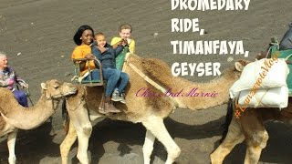 Visit to the Timanfaya, Dromedary, Geyser #LanzaroteVlogs Day 3 ** CherAndMarkie **