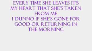 Trey Songz-Yo Side of The Bed Lyrics