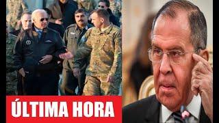 🚨 URGENTE! ESTADOS UNIDOS HA COMENZADO LA INVASIÓN A SIRIA! RUSIA ENTRE LAS CUERDAS.