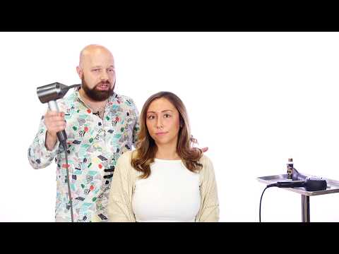 Honest Review From A Stylist Of The Dyson Pro Hair Dryer - TheSalonGuy