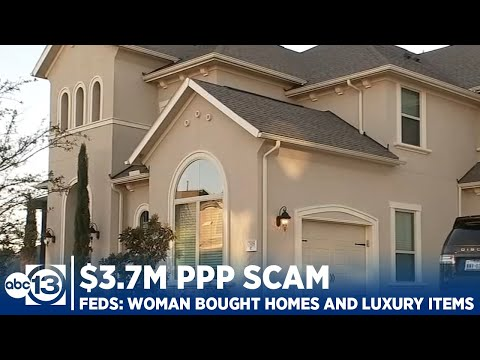 Houston woman used CARES Act money to buy homes and cars, feds say