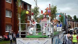 Rachael at Shifnal Carnival
