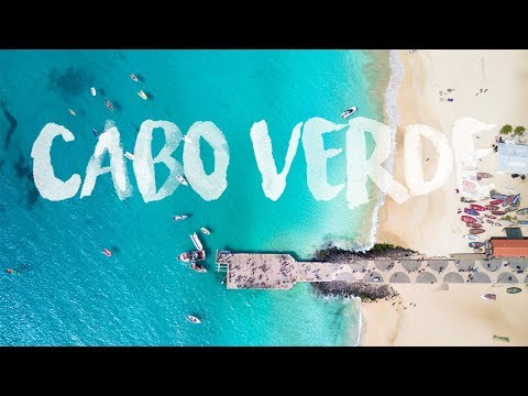 SAL, Cabo Verde | Aerial Drone 4K by thedronebook