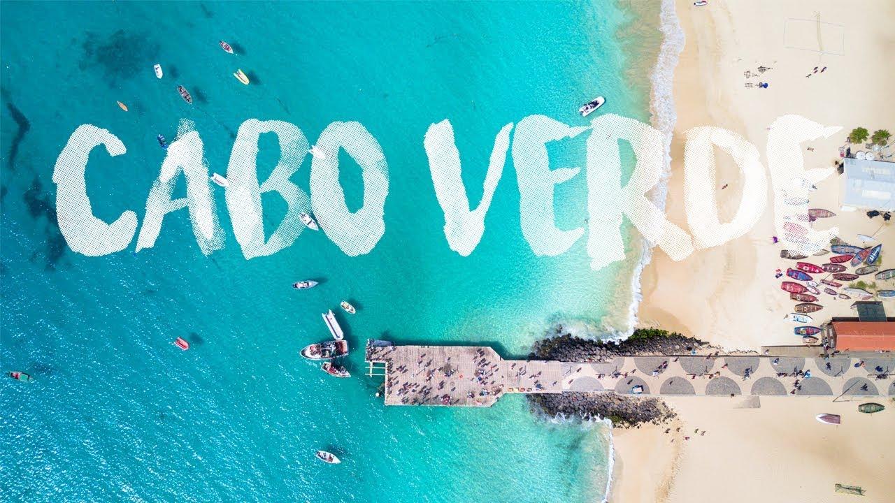 BEST OF SAL, Cabo Verde / Cape Verde    Drone 4K