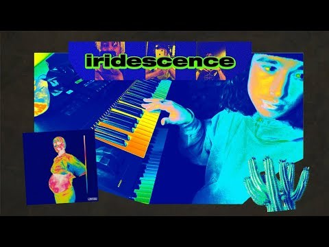 Sampling every song off  IRIDESCENCE  in ONE BEAT
