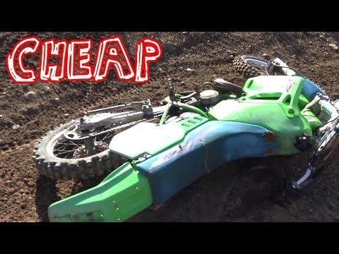 $150 Craigslist Dirt Bike  - Can We FIX It??