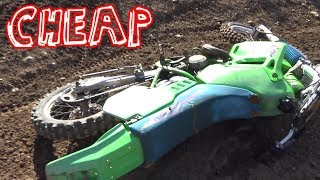 $150 Craigslist Dirt Bike  - Can We FIX It??