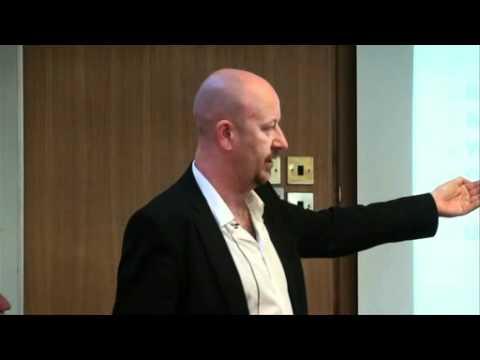 "Alastair Gray - 5 min. presentation of ""Case Taking MasterClass"""
