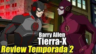 Barry Allen de Tierra-X - Review Freedom Fighters: The Ray Temporada 2