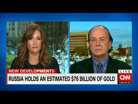 James Rickards | Russia Rising, The New Axis of Gold