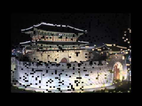 Beautiful Suwon Hwaseong Fortress!