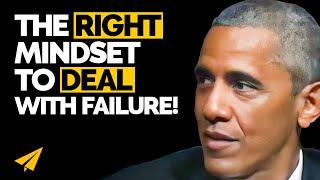 """""""FAILURE is NECESSARY!"""" - Barack Obama (@BarackObama) - #Entspresso"""