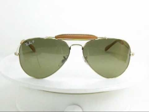 ray ban 3422q sunglasses  ray ban sunglasses outdoorsman craft rb 3422q 001 m9 gold brown