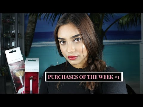 (#1) Purchases Of The Week: NEW LOOK, SUPERDRUGS & SAVERS | Tashfia Mahmud