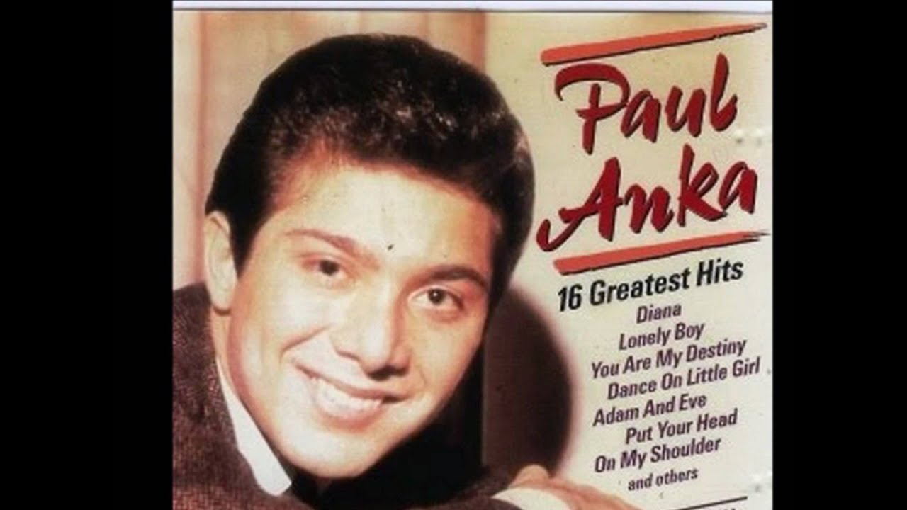 paul anka ogni volta youtube