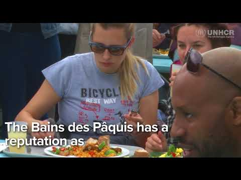 Refugee Food Festival Gives Swiss Diners A Taste Of Culture