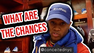 I MET CONCEITED?!