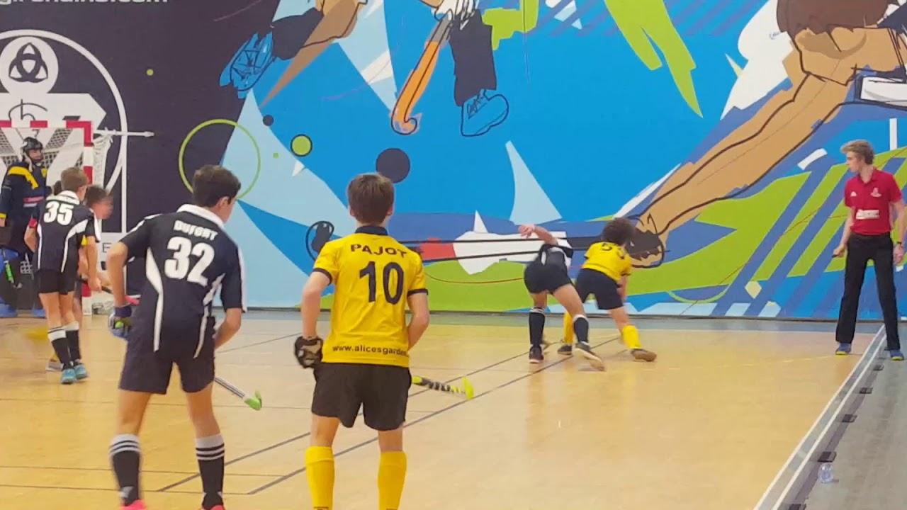 Hockey en salle U16 2018, Championnat de France, poule B ...
