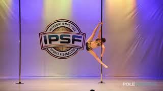 Demi Brama - IPSF World Pole Championships 2018