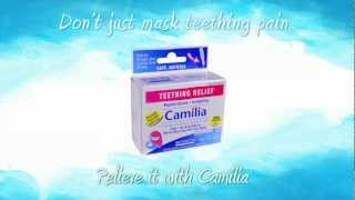 Boiron Camilia Baby Teething Drops