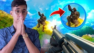 10 new bugs in a single video of Fortnite...