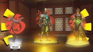 Overwatch - Hunting for Legendaries (Year of the Dog Loot Boxes)