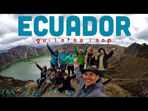 THE QUILOTOA LOOP // ECUADOR TRAVEL
