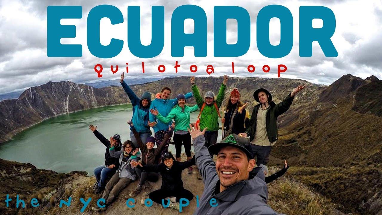 The Quilotoa Loop      Ecuador Travel