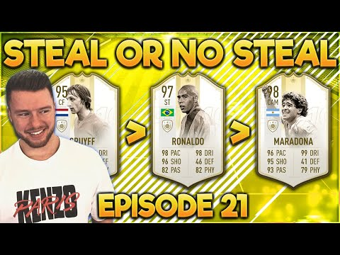 FIFA 19: STEAL OR NO STEAL #21