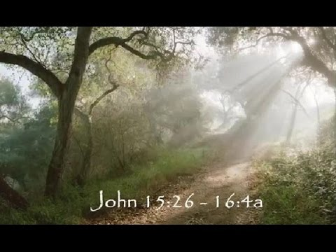 Image result for free photo of John 15:26-16:4a