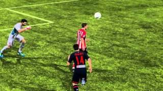 FIFA12 Oscar De Marcos overhead