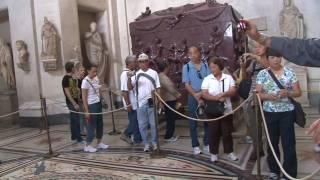 Rome- Campo dei Fiori to the Vatican