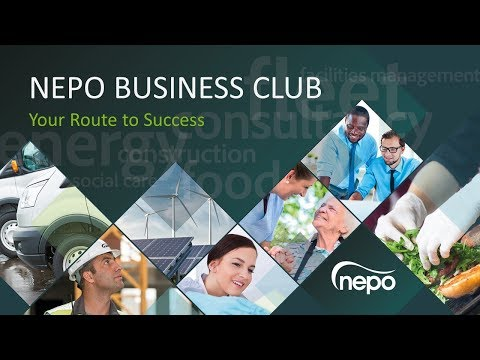 NEPO Business Club: Your Route To Success (Full length)