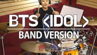 BTS (방탄소년단) - IDOL 밴드커버 (BAND COVER)