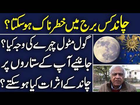 Moon in Astrology - Moon sign with your star - Sami Ibrahim with Prof Ghani Javed