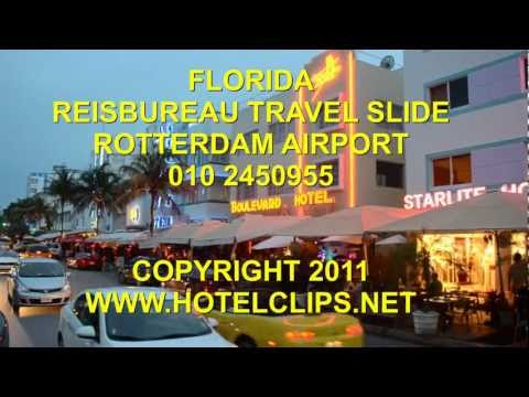 Video, hotel Marseille ,Miami, reis bureau Travel Slide