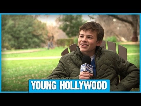 HELLION Star Josh Wiggins on Working with Aaron Paul & His Movie Dream Team!